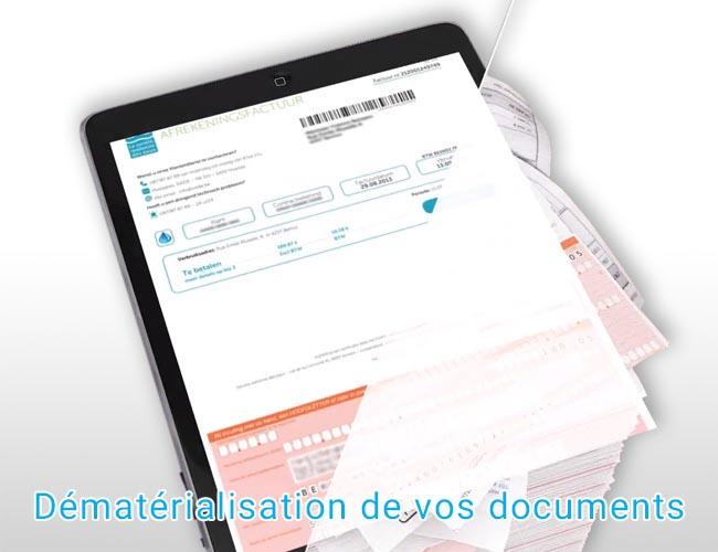 dématérialisation facture digitalise